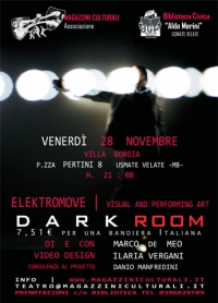 DARK ROOM - Evento